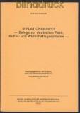 Gustav Kobold: Inflationsbriefe unverändeter Nachdruck 1980 (70107)