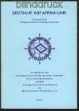 Deutsche Ost-Afrika-Linie Heft 1 und 2 Ausgabe 1976 (70062)