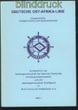Deutsche Ost-Afrika-Linie Heft 1 und 2 Ausgabe 1976 (70063)