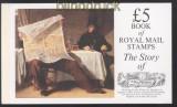 Großbritannien Markenheftchen Mi # 71 Story of the Times postfrisch (44852)