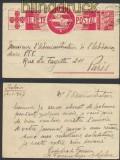 Portugal GSK P 82 Auslands-Karte Lisboa 12.1.1937 (44932)
