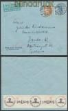 Dänemark Auslands-LuPo-Zensur-Brief Kopenhagen 1940 (44883)