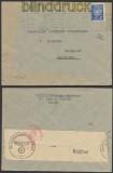 Frankreich Auslands-Zensur-Brief Paris 1943 (44891)