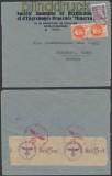 Frankreich Auslands-Zensur-Brief Paris 1943 Deutsche Zensur (44897)