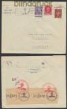 Frankreich Auslands-Zensur-Brief Paris 1942 Deutsche Zensur (44898)