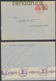 Schweiz Auslands-Zensur-Brief Trübbach 1940 Deutsche Zensur (44958)