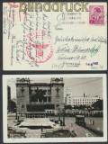 Jugoslawien Auslands-Zensur-Karte Belgrad 1940 Deutsche Zensur (44983)