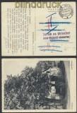 Sudetenland Feldpostkarte Schönlinde 1942 Zurück an Absender (45070)