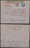Spanien Zensur-Brief Zafra 1938 spanische Zensur nach Palma (45011)