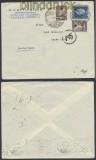 Griechenland Auslands-Zensur-Brief 1937 griechische Zensur nach Geyer (44906)