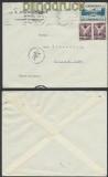 Griechenland Auslands-Zensur-Brief 1938 griechische Zensur nach Geyer (44907)
