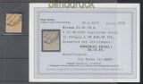 Bi-Zone AM-Post Mi #  13 G gestempelt Fotobefund Hettler BPP (45306)