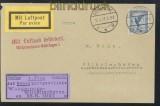 dt. Reich Erstflug Wangerooge - Wilhelmshaven 16.6.1927 (45323)
