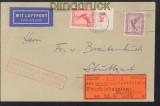 dt. Reich Erstflug Friedrichshafen - Stuttgart 22.6.1929 (45324)