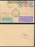 dt. Reich Erstflug Wilhelmshaven - Bremerhaven 18.6.1927 (45325)
