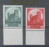 dt. Reich Mi # 546/47 Nürnberg postfrisch  (45105)
