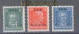dt. Reich Mi # 407/09 Internationales Arbeitsamt postfrisch (45083)