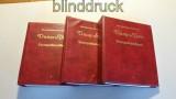 Haferkamp/Probst: Thurn und Taxis-Stempelhandbuch drei Bände (70126)
