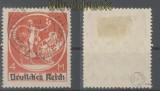 dt. Reich Mi # 135 I gestempelt geprüft Infla Berlin (44571)