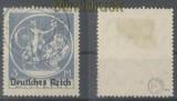 dt. Reich Mi # 134 I gestempelt geprüft Infla Berlin (44570)