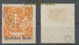 dt. Reich Mi # 136 I gestempelt geprüft Infla Berlin (44572)