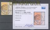 Bi-Zone AM-Post Mi #  20 B XXIII gestempelt Kurzbefund Wehner BPP (45387)