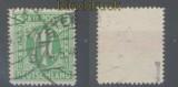 Bi-Zone AM-Post Mi #  12 B gestempelt geprüft Wehner BPP (45632)