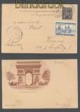 Frankreich AK Paris mit Ausstellungsvignette Russie Exposition 1900 (45463)