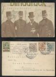 Österreich Foto-AK aus Laibach 1905 Mi # 106, 107 und 108  (45467)
