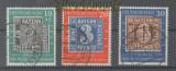 Bund Mi #  113/15 gestempelt 100 Jahre Deutsche Briefmarken (45727)