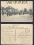 Feldpost 1. Weltkrieg sw-AK Sainty-Menehould 1914 (45747)